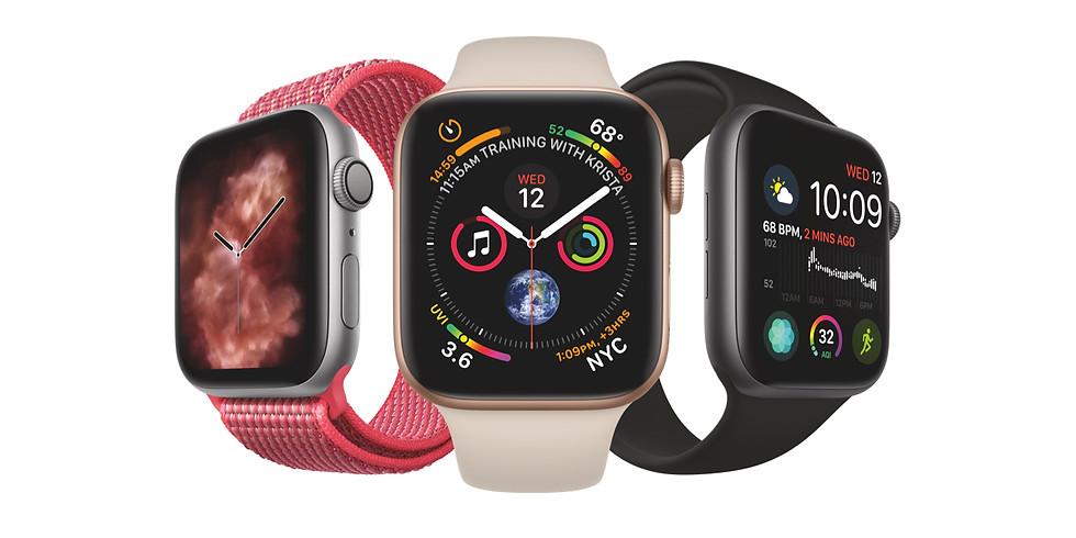 Workshop Apple Watch