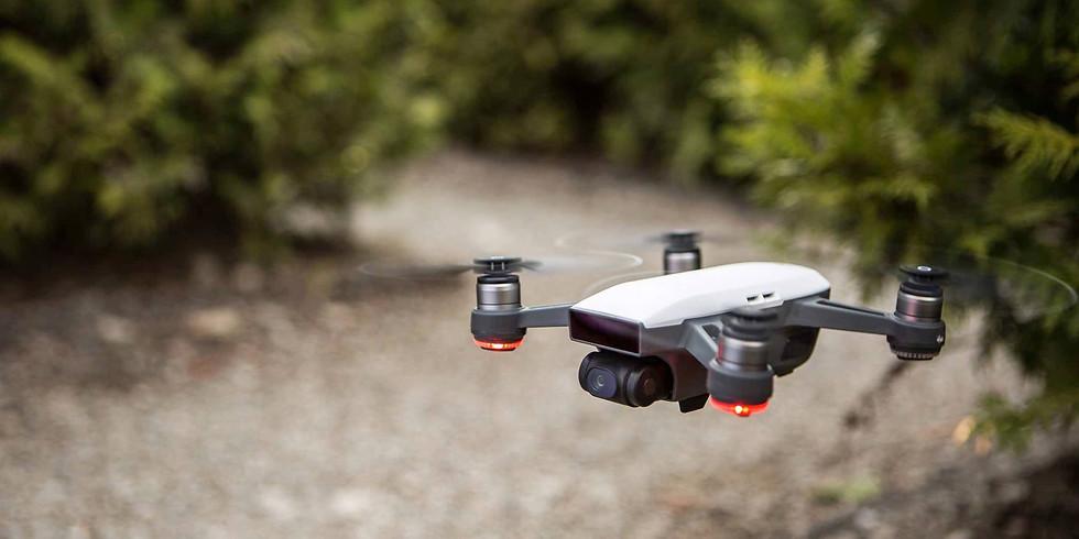 Demo DJI Spark drone