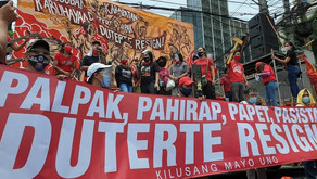 Workers' call for better protection, adequate relief amidst pandemic and stop to rights abuses!