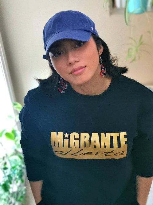 Crewneck Sweatshirt (Solid Migrante)