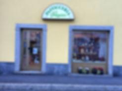 Enrata ngozio in Via Molinazzo 1 ad Arbedo