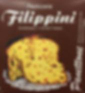 Scatola panettone Filippini