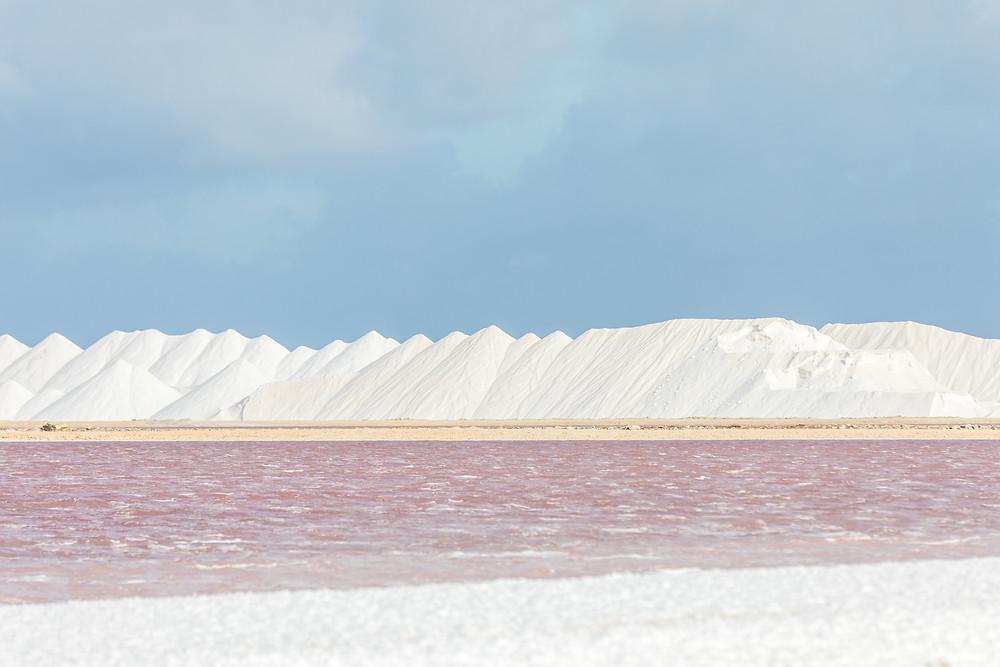 YBT Salt pans in Bonaire