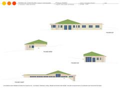 Projet façades