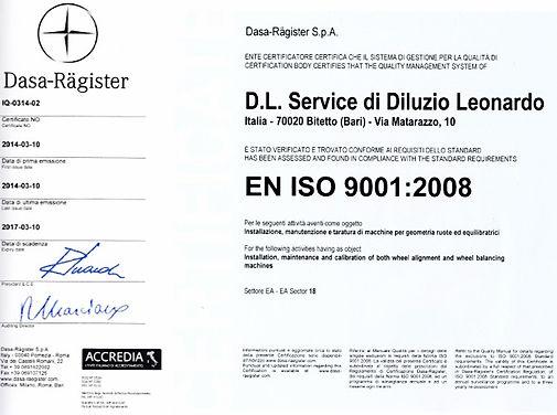 DL Service di Leonardo Diluzio Assistenza Hunter E. C. BARI