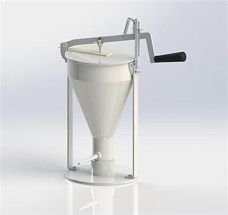 ハンドシューポンプ(クリーム注入器)