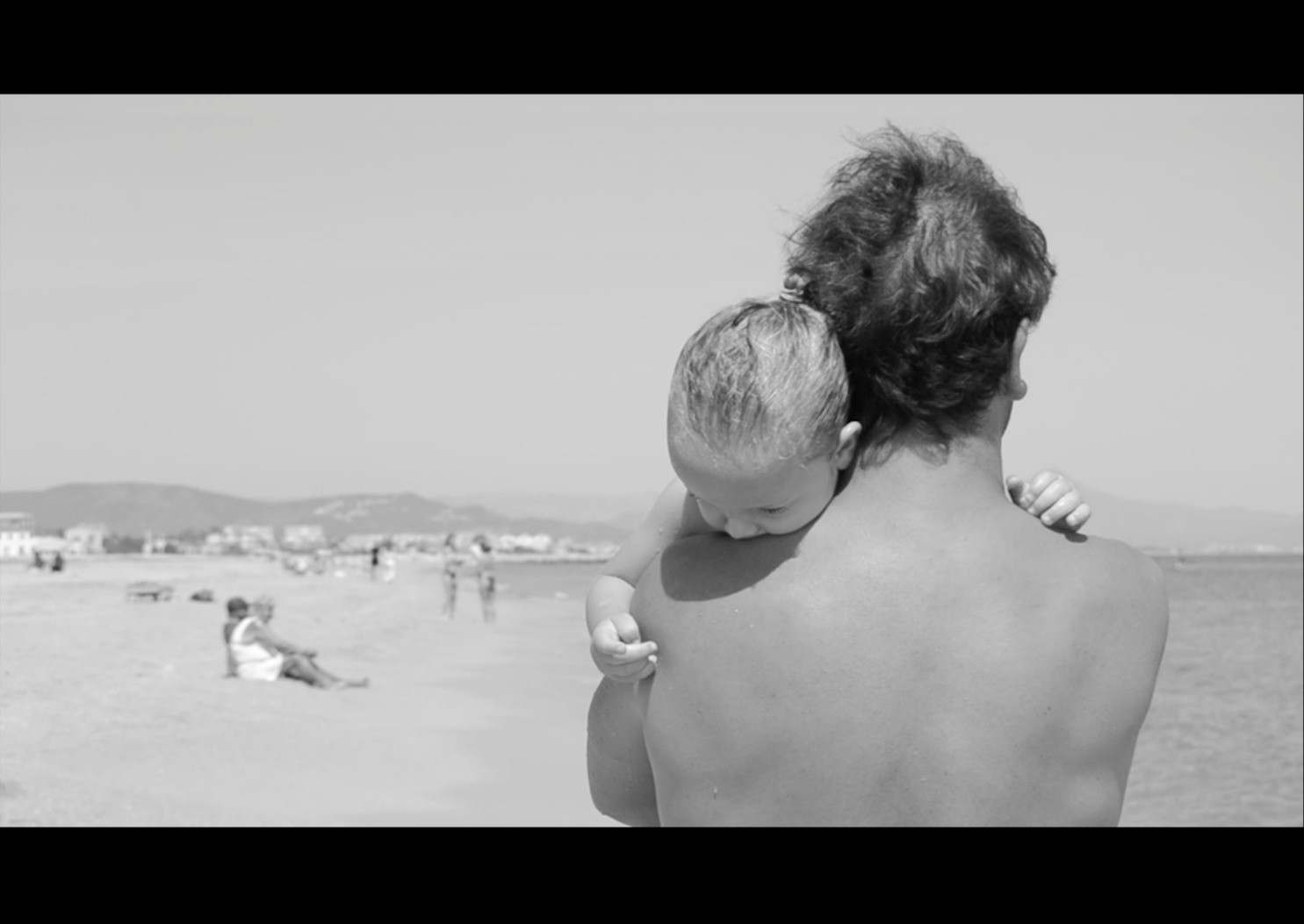 Frame from Short film Almare