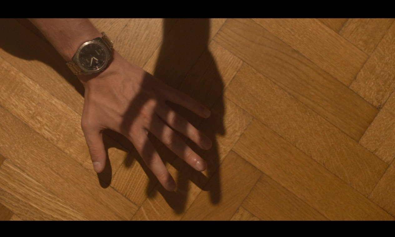 Frame from Short film Chloé