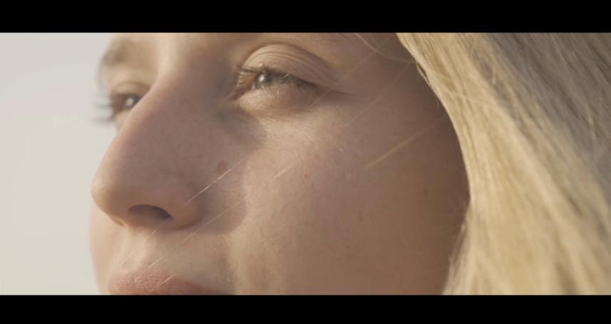 Frame from Short film Chloé