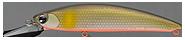 Воблер Sukari 85 DXS - 010 Orange Belly Ayu