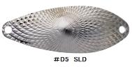 Блесна D-3 CUSTOM LURES - 45гр, 55гр - D5 SLD