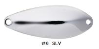 Блесна D-3 CUSTOM LURES - 45гр, 55гр - SLV