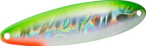 Блесна DAIWA LASER CHINOOK S - Chart Glow