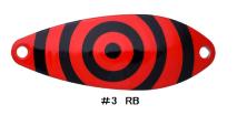 Блесна D-3 CUSTOM LURES - 45гр, 55гр - RB