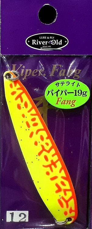 Блесна RIVER OLD VIPER  19g #12