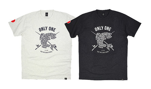 "Футболка DUO ""Only One"" T-Shirt"
