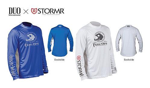 Ветрозащитная одежда DUO X Stormr Beast Performance Long T