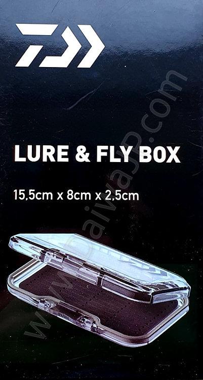Коробка DAIWA LURE & FLY BOX SINGLE