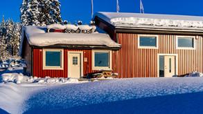 En Extrem Skidfabrik i Åre