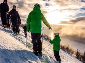 Skidprov - Åre Skidlärarutbildning