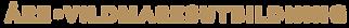 Vildmarksutbildningen_Logotype gold_text