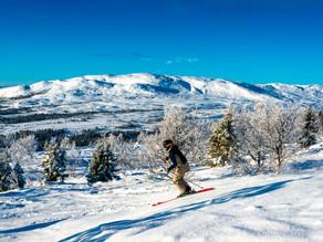Januari var fantastisk - Åre Skidlärarutbildning!