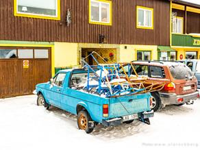 Edsåsdalen - Vita Renen