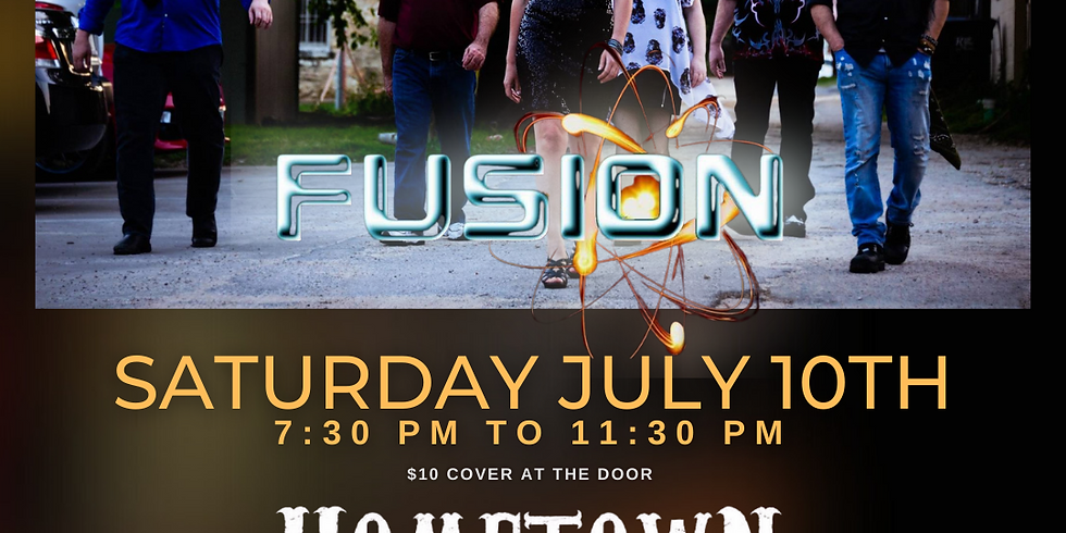 Live Music by Fusion ATX
