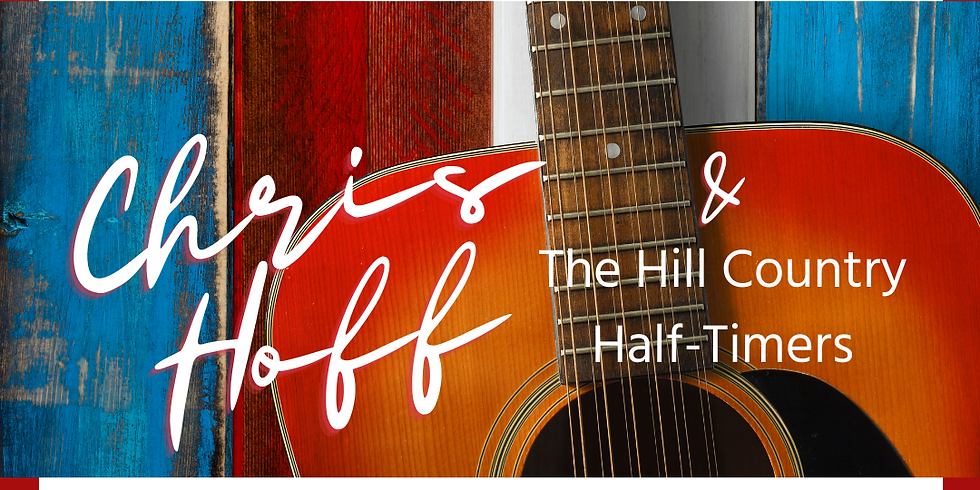 Chris Hoff and the Hill Country Half-Timers