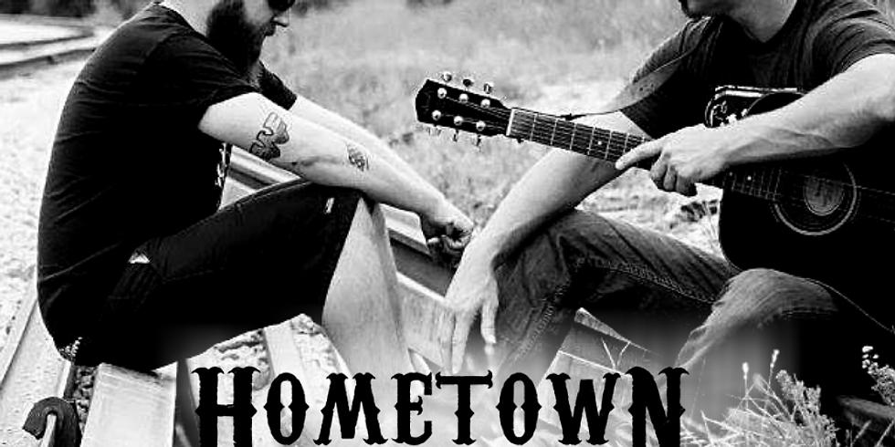 Joel Tucker Band at Hometown