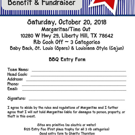 McCumber Family Benefit & Fundraiser