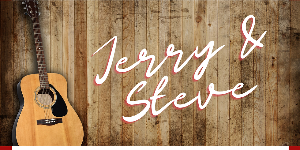 Live Music with Jerry & Steve