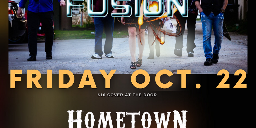 Fusion at Hometown Watering Hole