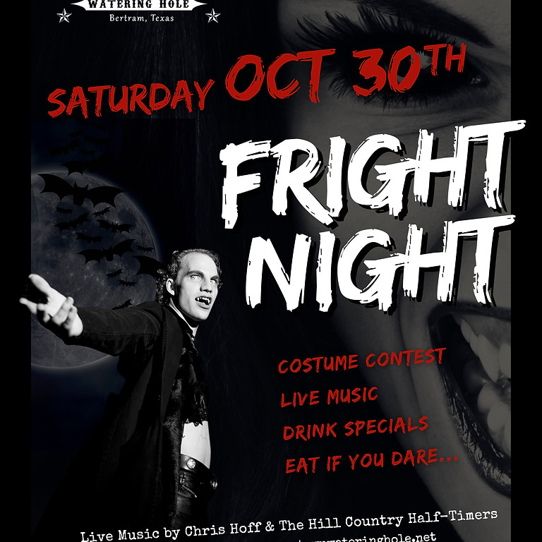Fright Night at Hometown!