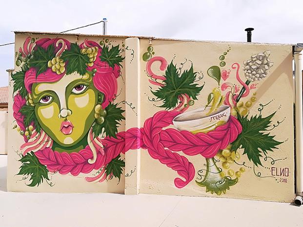 Dionisio Mural