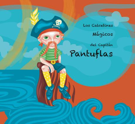 Los calcetines mágicos del capitán Pantuflas
