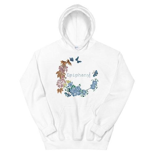 Epiphany floral Unisex Hoodie