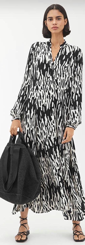 Long Slinky Dress £120