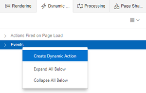 Dynamic Actions: Notifications (Alert&Confirm) [Oracle APEX 18 2]