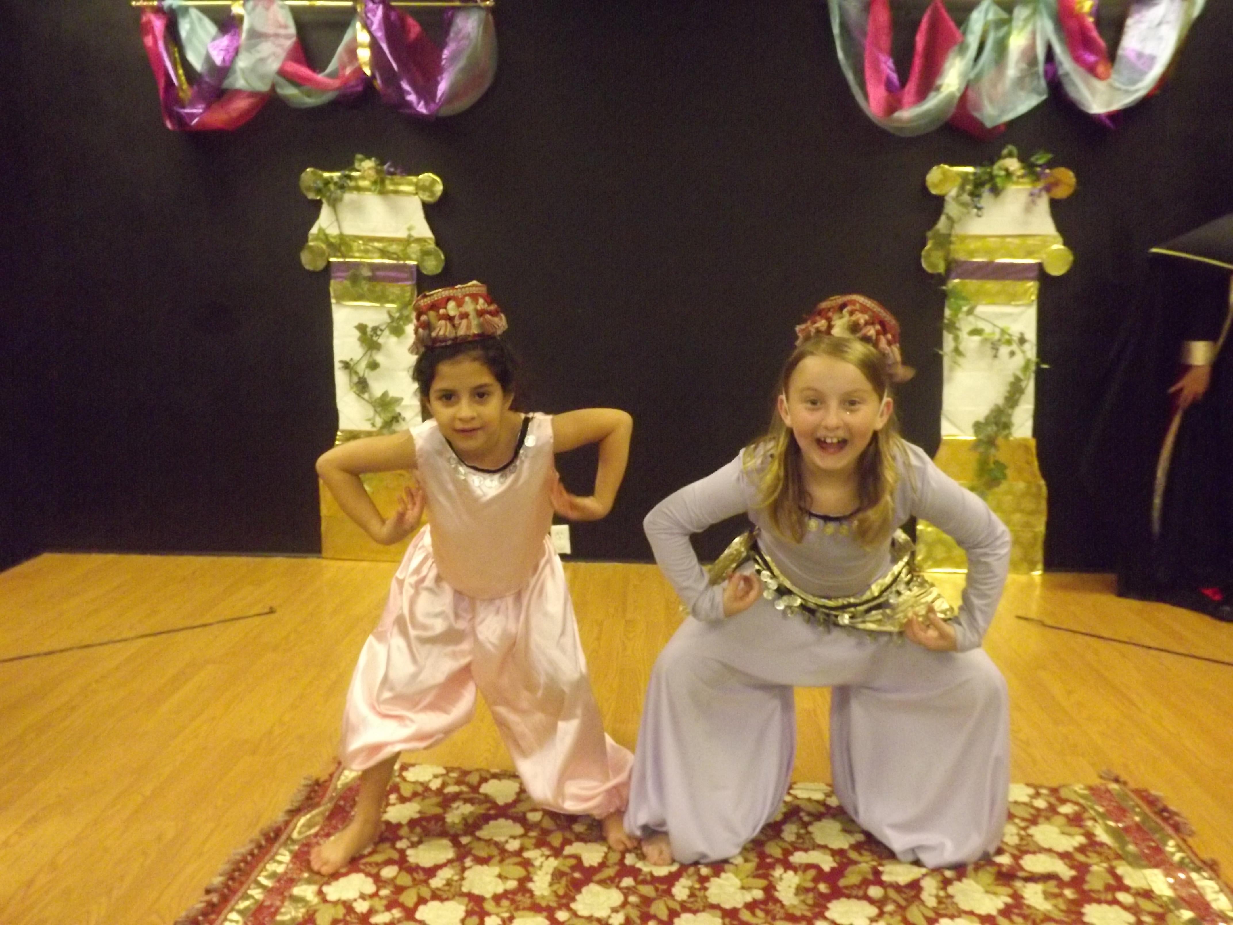 Magic Carpet Girls