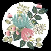 꽃 배열 3