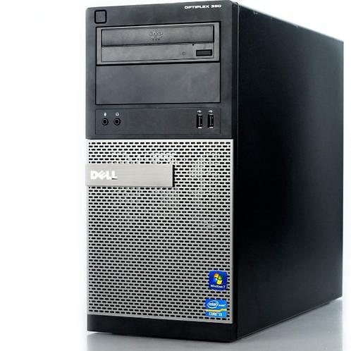 Dell OptiPlex 3010 Tower: Intel Core i3 (2nd Gen)