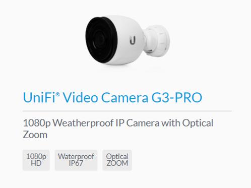 UniFi G3-Pro