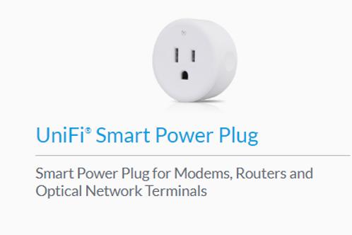 UniFI Smart Plug