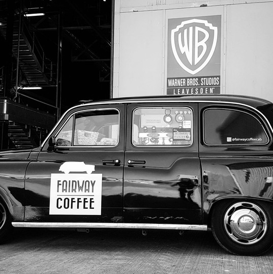 faiway coffee cab