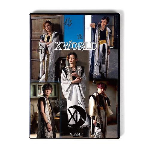 XWORLD MUSIC VIDEO.DVD. メイキング映像入り
