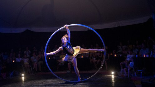 Performance ruota Cyr