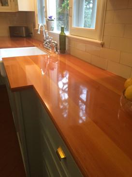Period Kitchen - Counter detail