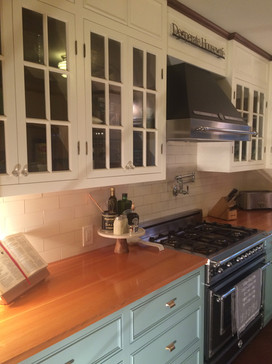 Period Kitchen Gut and Remodel