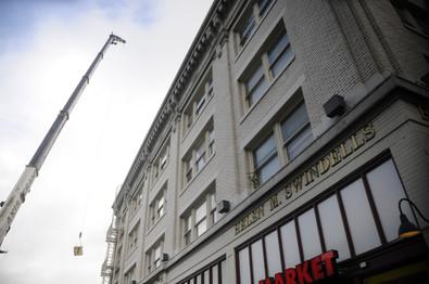 Swindells Building Exterior